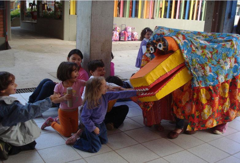 ... infantil curso de especialização em docência na educação infantil